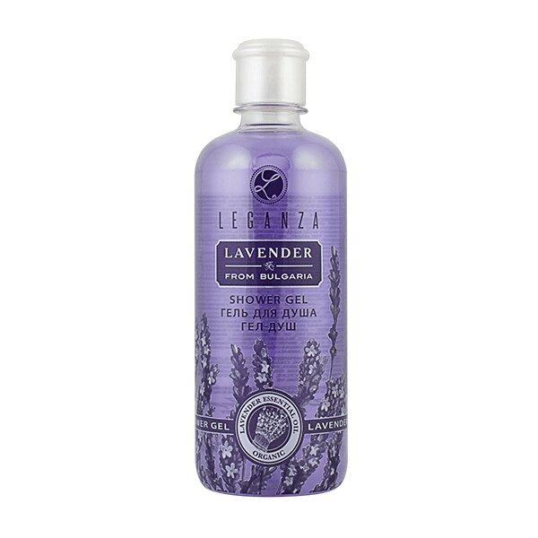Relaxační sprchový gel s levandulí