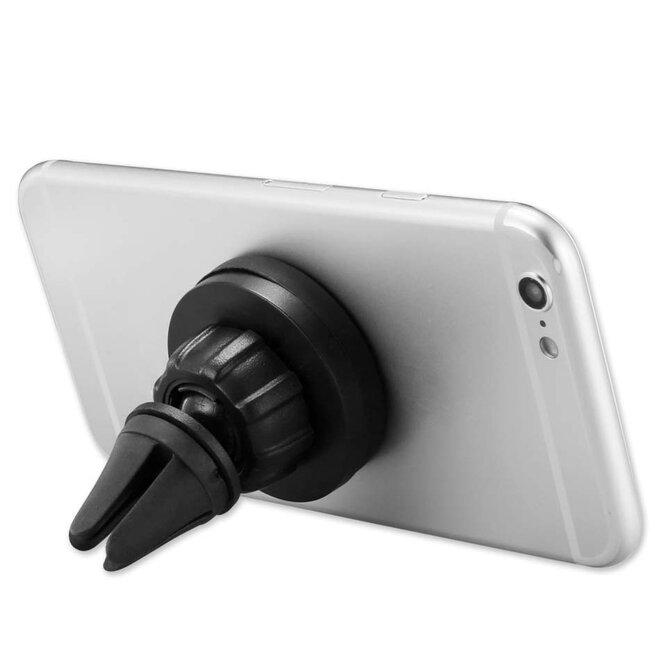 Magnetický držák na mobil do mřížky ventilátoru s kloubem