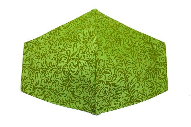 Rouška Zelená