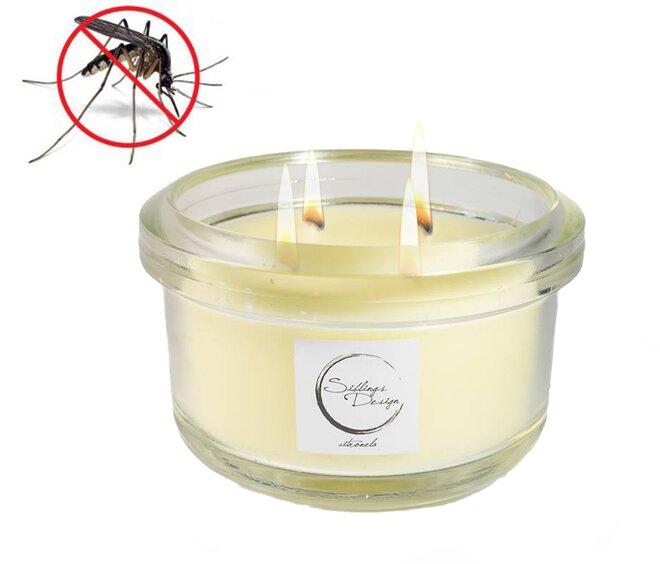 Vonná svíčka Citronella 2,8 kg - Proti komárům