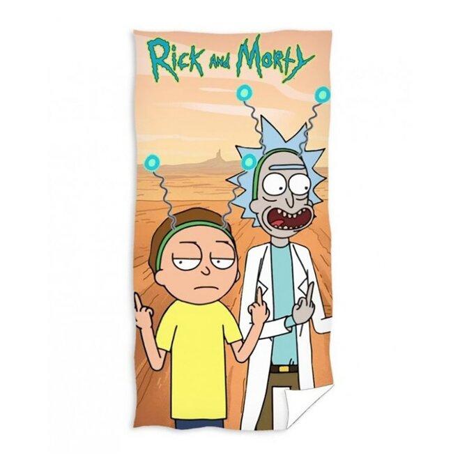 Osuška Rick a Morty