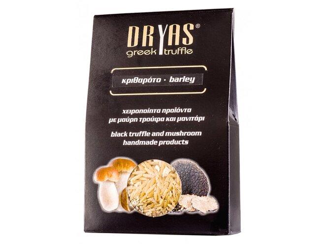 Těstovinová rýže s houbami portobello a černými řeckými lanýži, 300 g