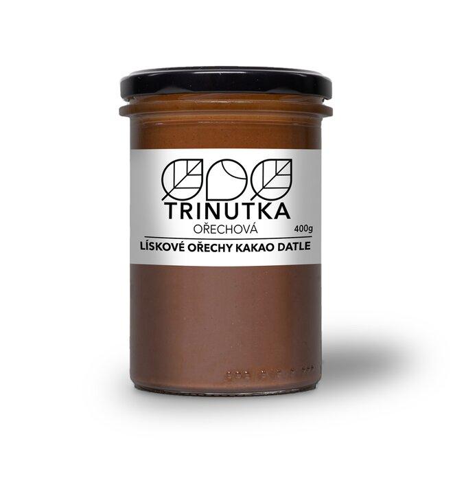 Lískové ořechy, kakao, datle 400 g