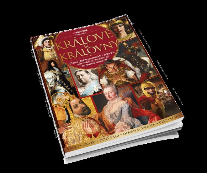 Velká kniha Králové & královny