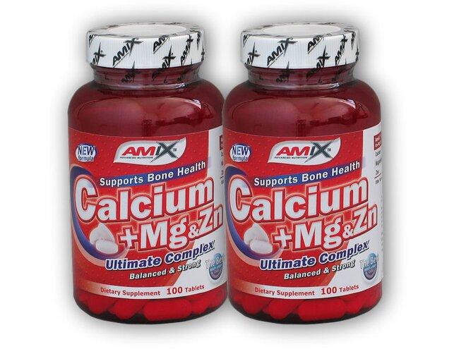 Calcium + Magnesium + Zinek 100 tablet