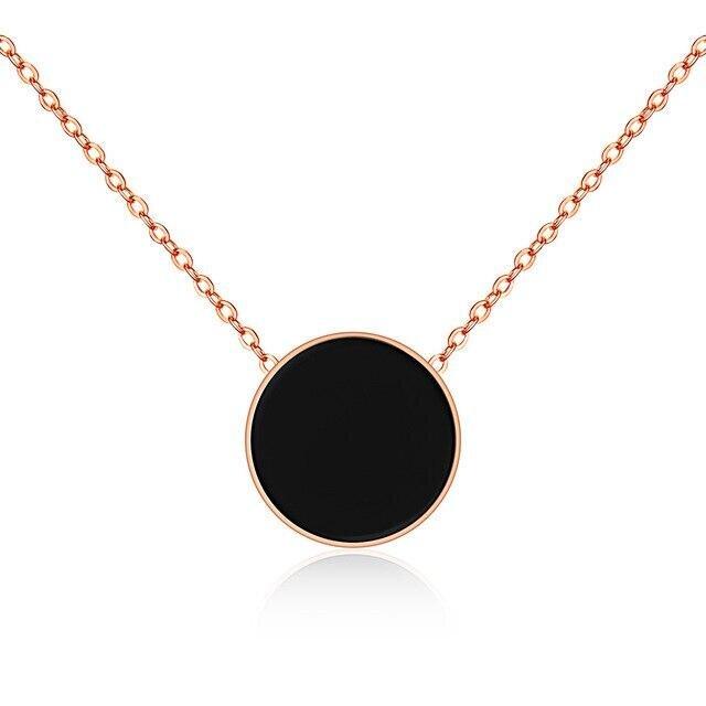Kruhový náhrdelník