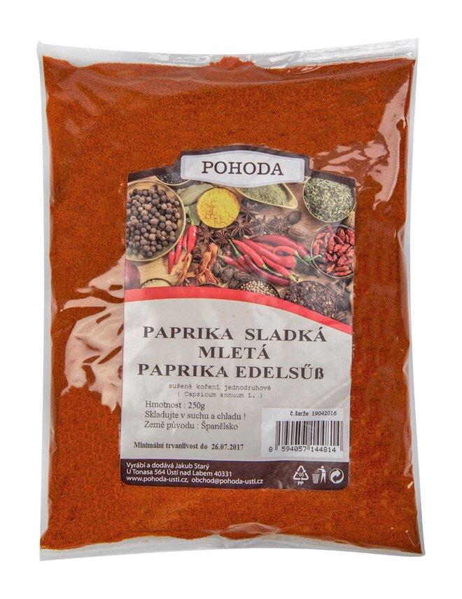 Paprika sladká 250 g