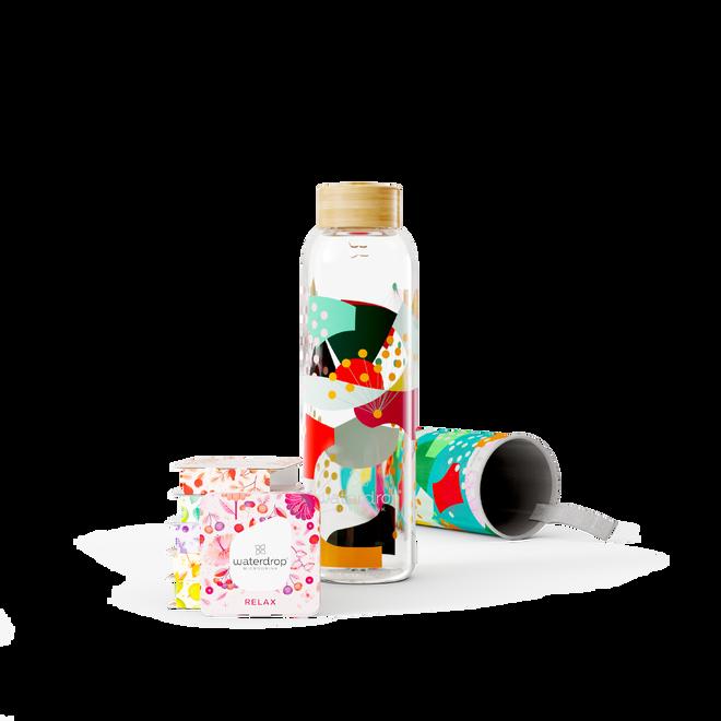 Ochutnávkový set 18 kapslí se skleněnou lahví Hvass&Hannibal (600 ml)