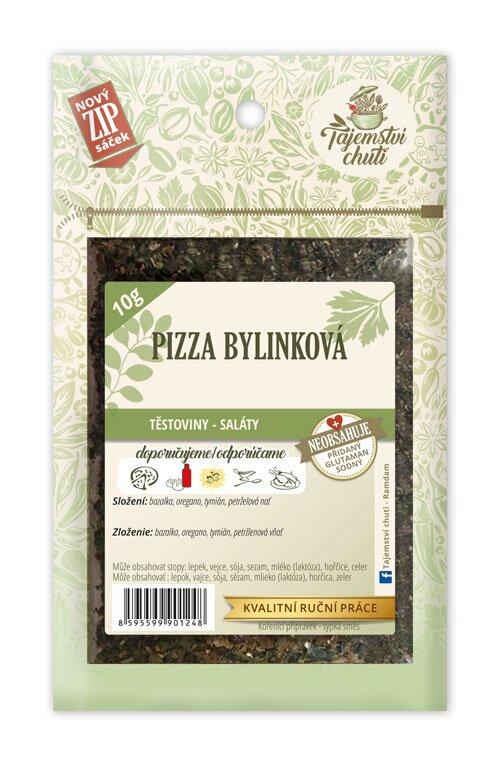 Pizza bylinková, 10 g