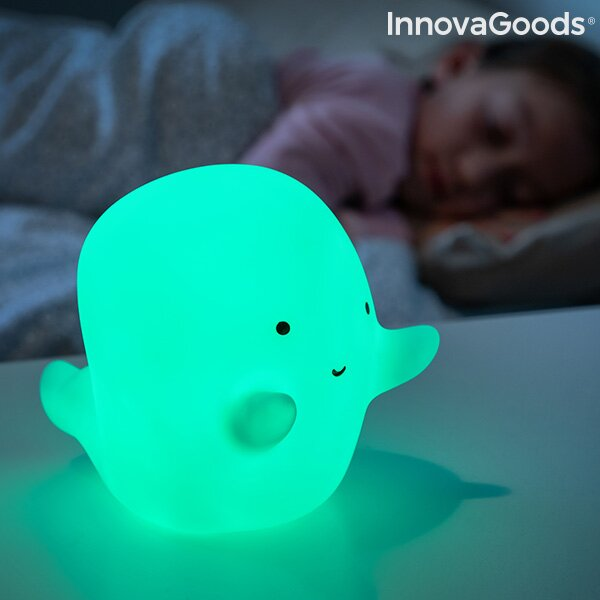 LED lampička – Duch