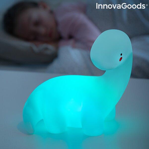 LED lampička – Dinosaurus