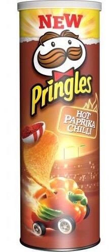Pringles Hot Paprika Chilli, 200 g
