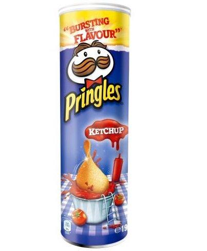 Pringles Ketchup, 200 g