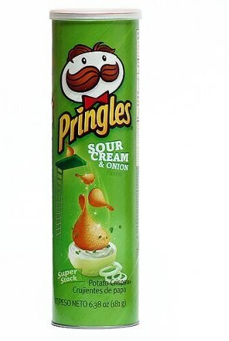 Pringles Sour Cream & Onion, 200 g