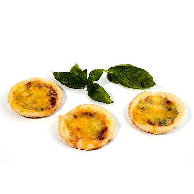5× MiMi sýrová pizza (5× 8 ks)