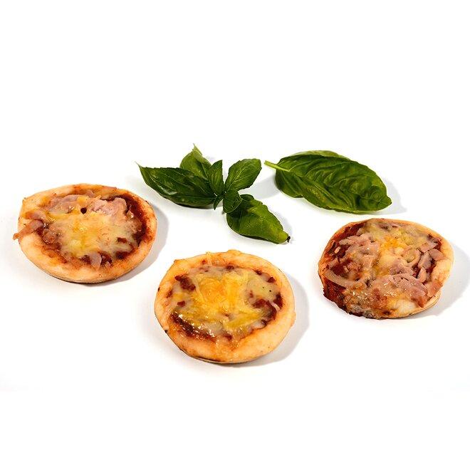 5× MiMi šunková pizza (5× 8 ks)