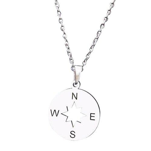 Kompas náhrdelník