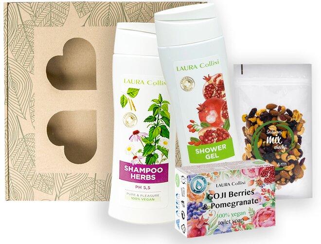 Dárkový balíček Goji berries Nr. 2, 100% VEGAN