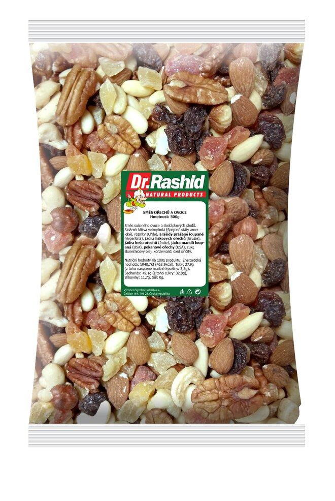 Směs ořechů a ovoce, 500 g