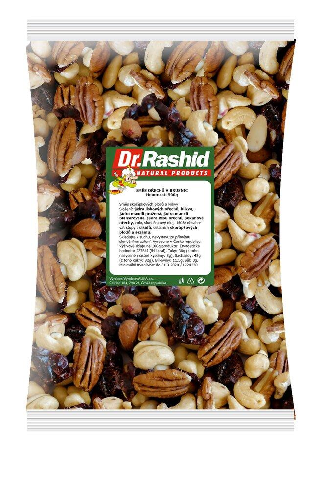 Směs ořechů a klikve, 500 g