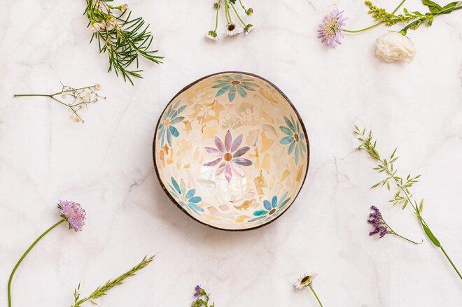 Miska Flower- střední