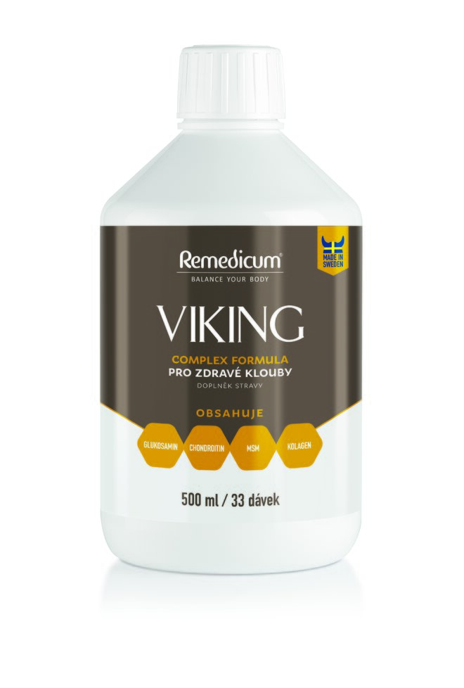 Viking Complex Formula, 500 ml (33 dávek)