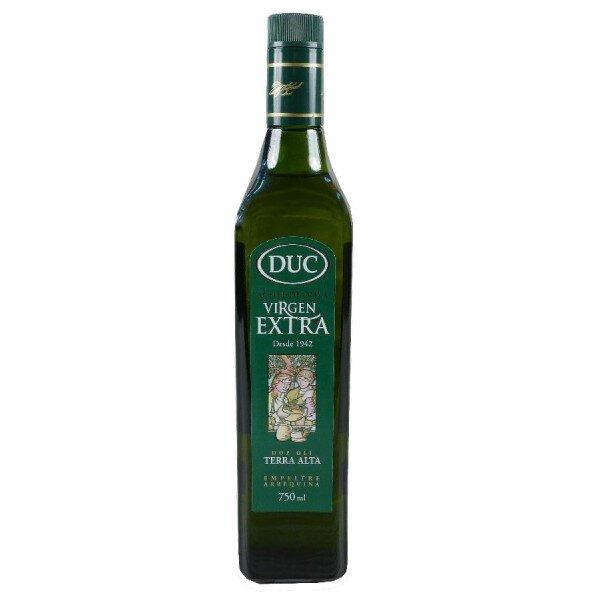 Extra panenský olivový olej Arbequina DUC, 075 l