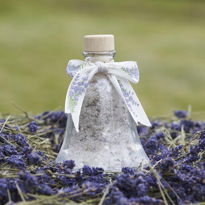 Levandulová koupelová sůl z Mrtvého moře (květ), 200 g