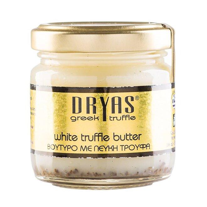 Máslo z kozího mléka s bílými lanýži, 106 ml