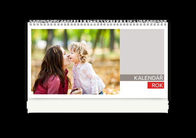 Týdenní kalendář – stolní