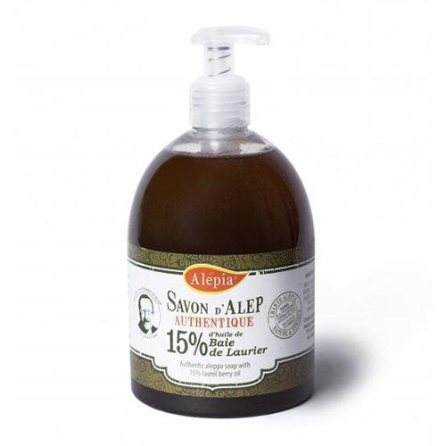 Tekuté mýdlo s 15 % vavřínového oleje, 500 ml