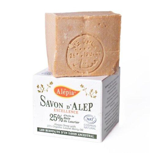 Excelentní mýdlo s 25 % vavřínového oleje , 190 g