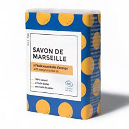 Marseillské mýdlo s citrónovým olejem 100 g