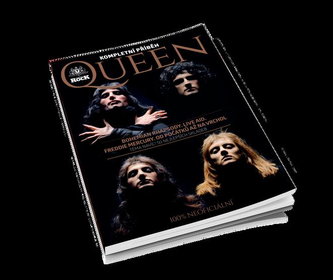 Queen – kompletní příběh