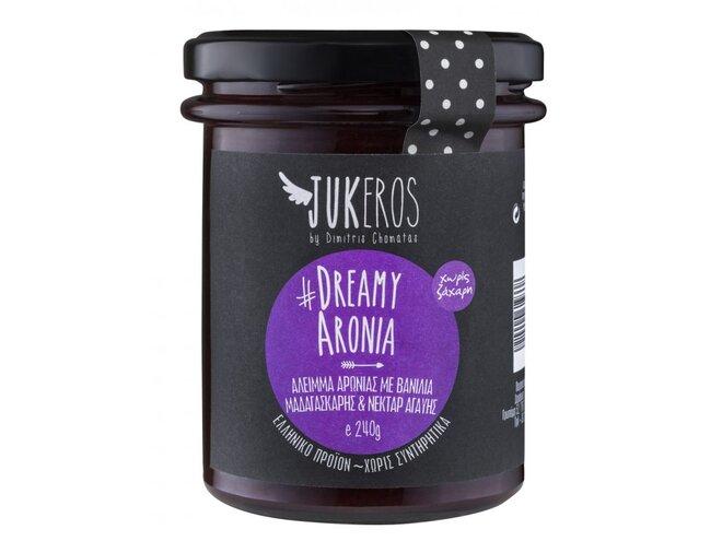 Marmeláda z aronie s vanilkou (bez cukru), 240 g