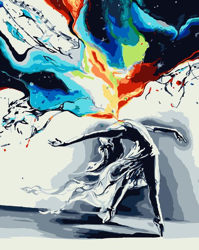 Tanec barev