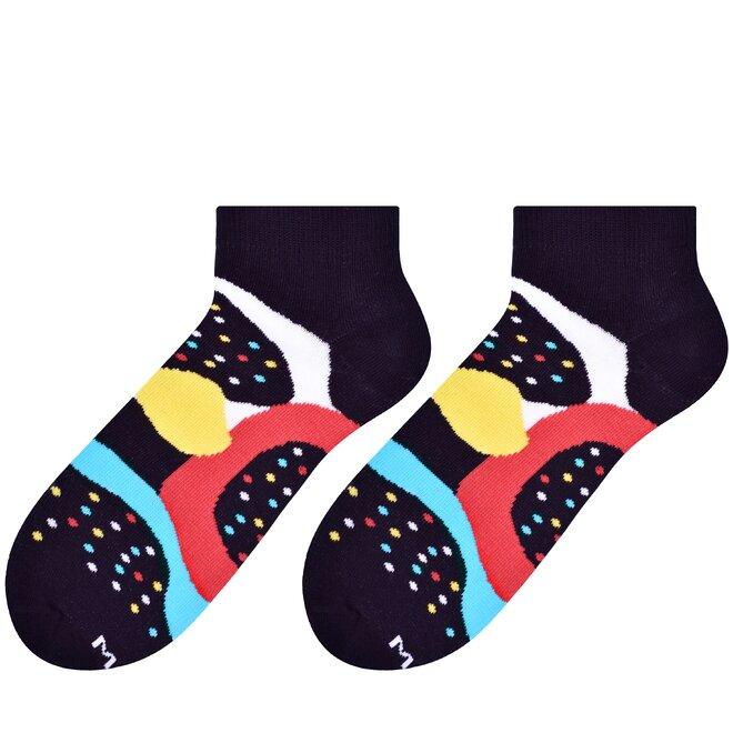 Dámské vysoké ponožky - abstrakt