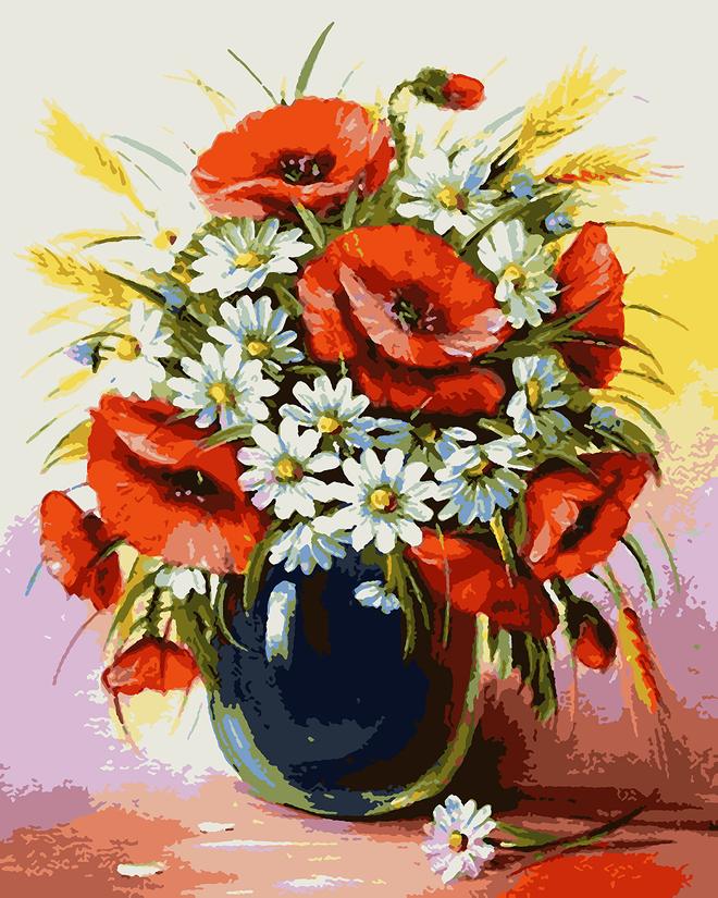 Letní květiny