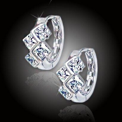 Náušnice La Diamantina Angel