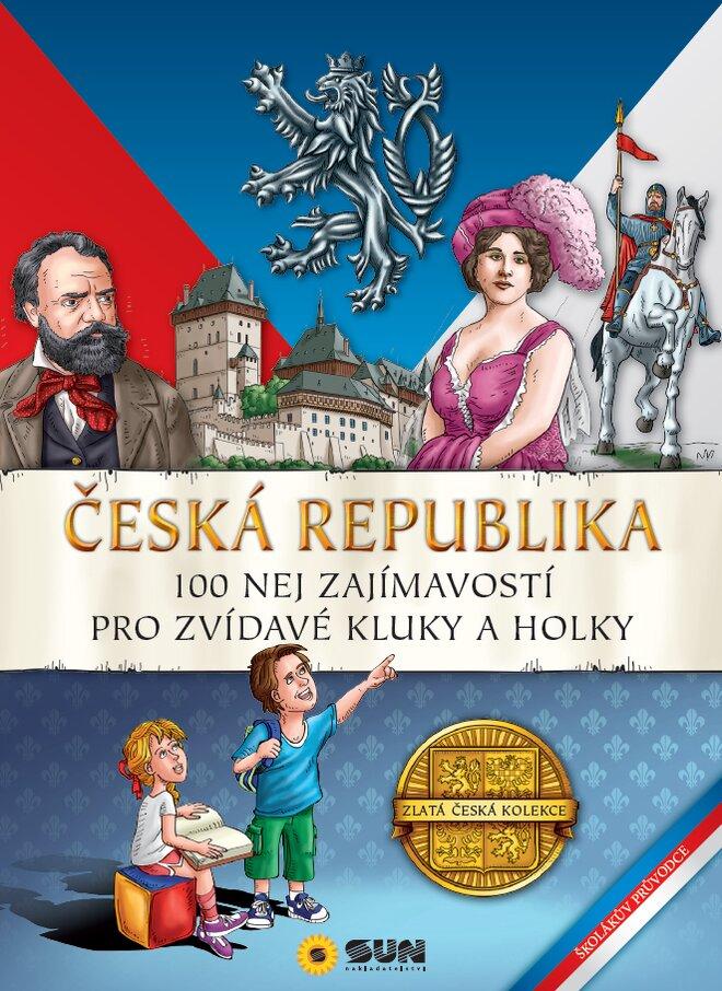 Česká republika – 100 nej zajímavostí