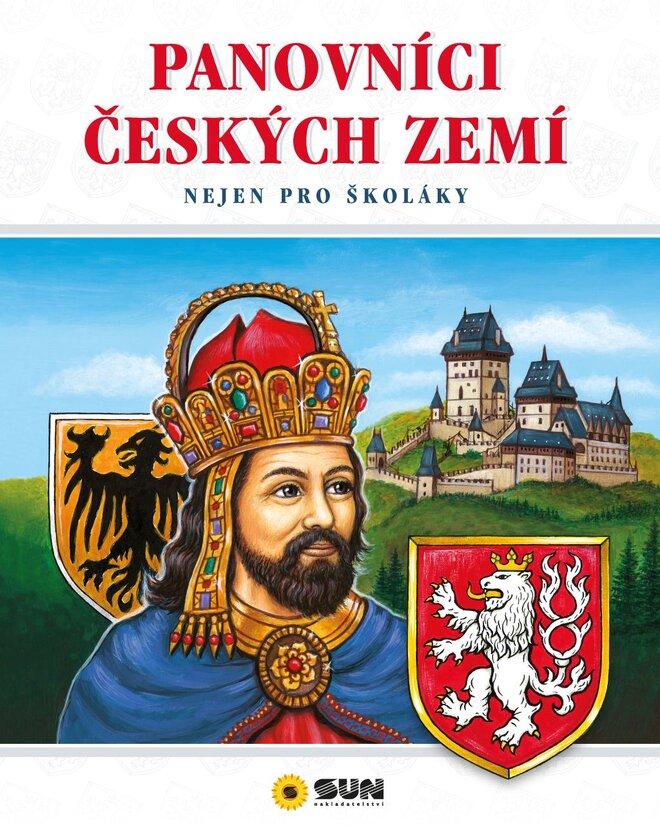Panovníci českých zemí nejen pro školáky