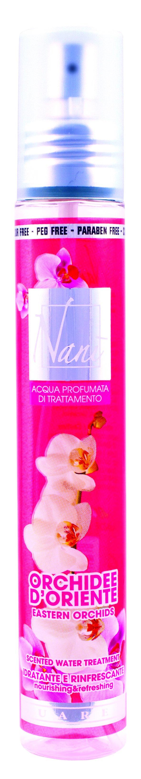 Parfémová voda Nani s přírodní aloe – Orientální orchidej