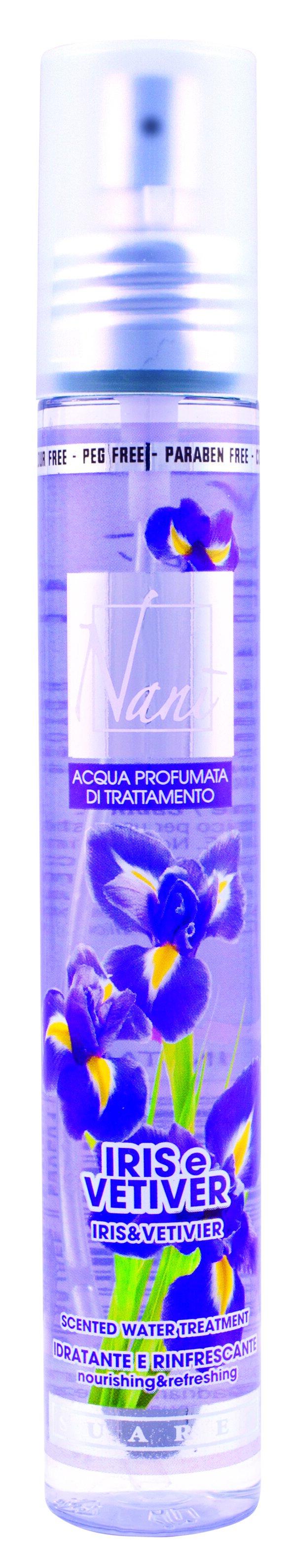 Parfémová voda Nani s přírodní aloe – Kosatec