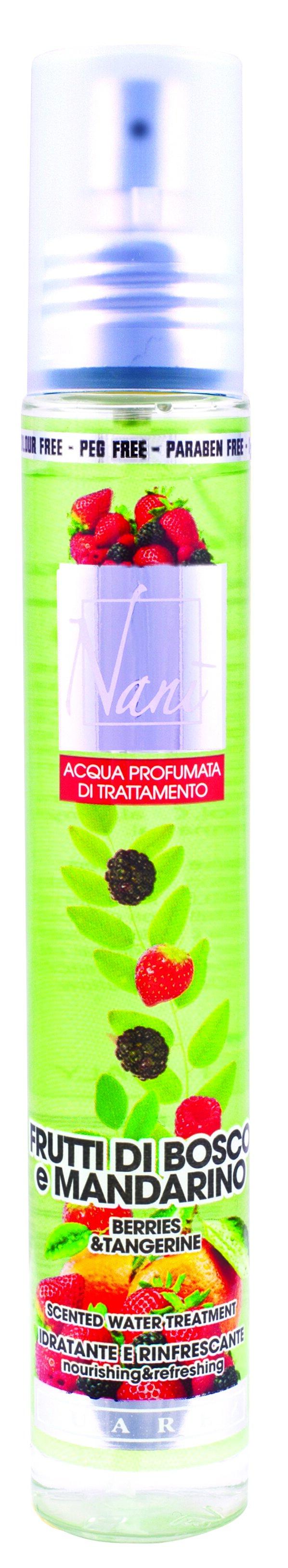 Parfémová voda Nani s přírodní aloe – Lesní plody + mandarinka