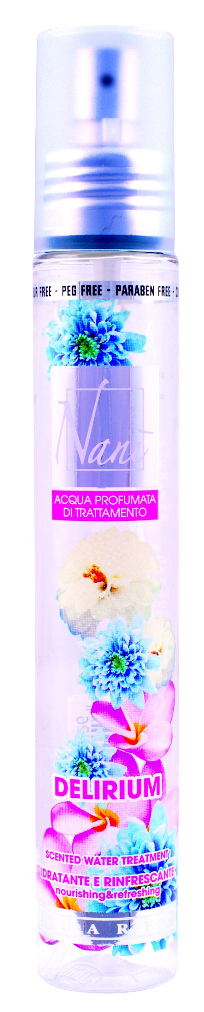 Parfémová voda Nani s přírodní aloe – Delirium