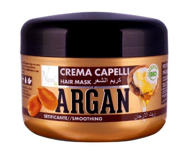 Bio vlasová maska Nani s arganovým olejem