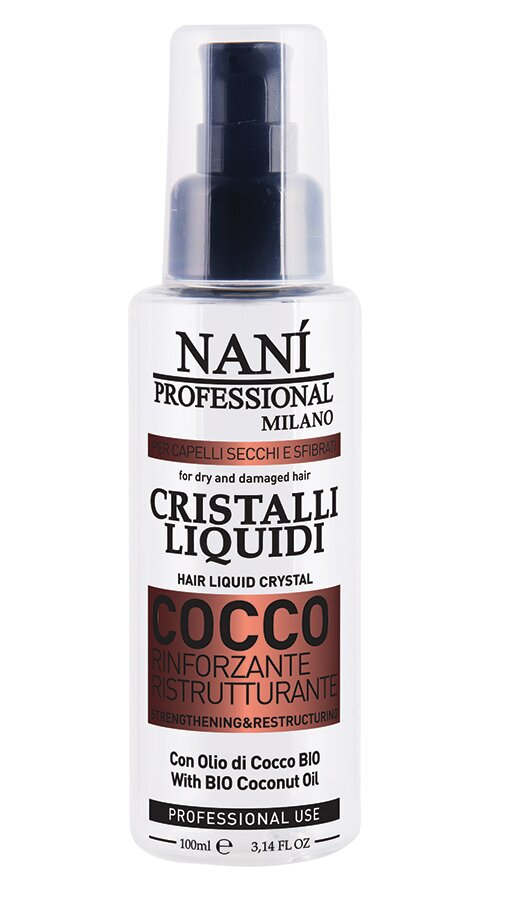 Vlasové sérum Nani Professional s Bio kokosovým olejem