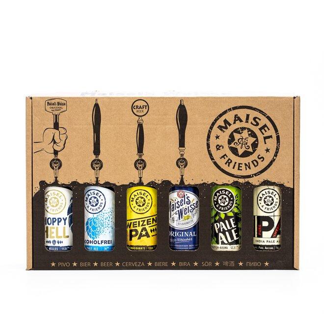 6 bavorských piv