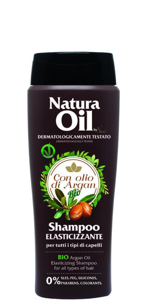 Šampón na vlasy s bio arganovým olejem
