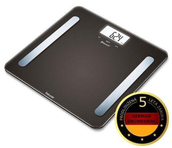 Osobní diagnostická váha BEURER SR BF 1 s mobilní aplikací